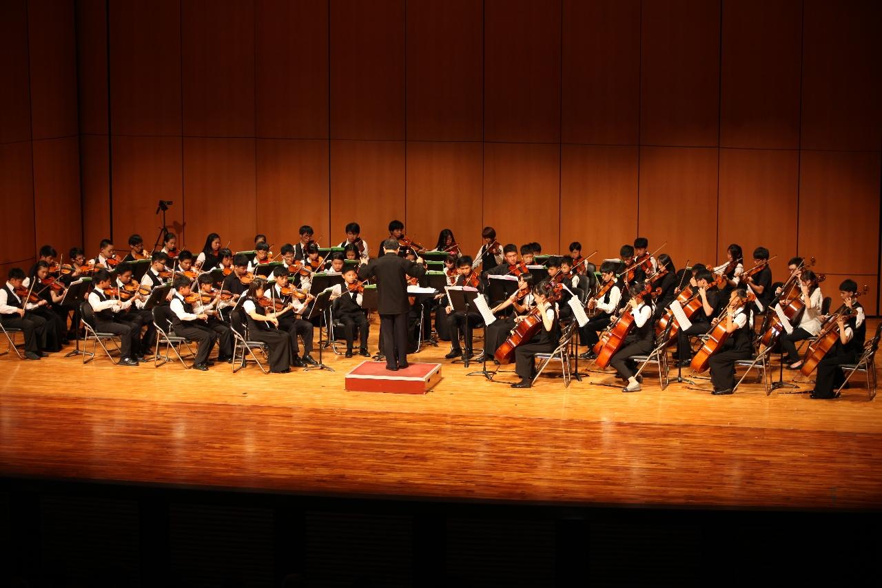 古典管絃樂團2020夏季音樂會、共3張圖片