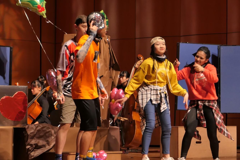 臺中市雙十國中-音樂班第46屆畢業音樂會、共1張圖片