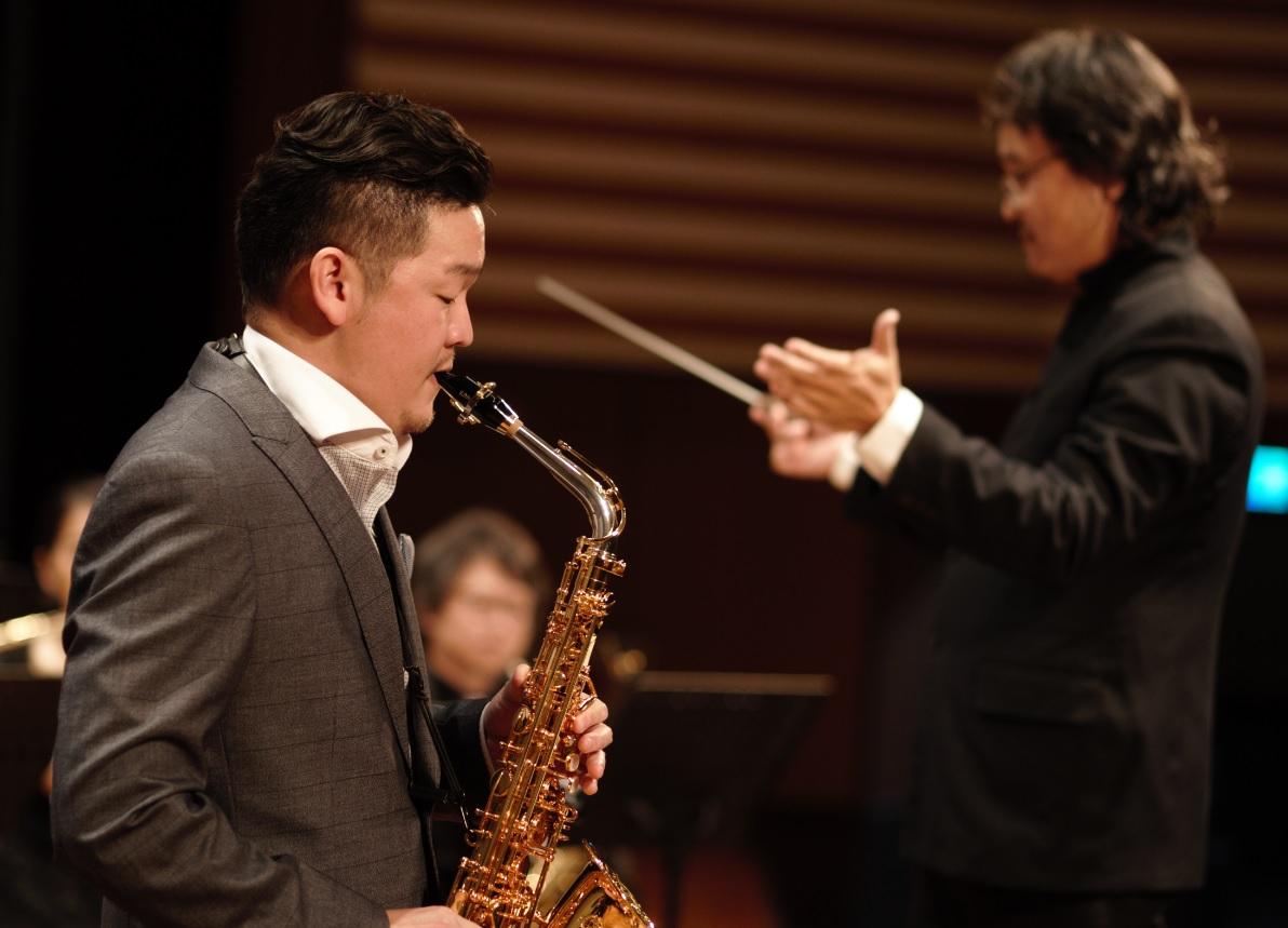台中市民管樂團110年春季音樂會、共1張圖片