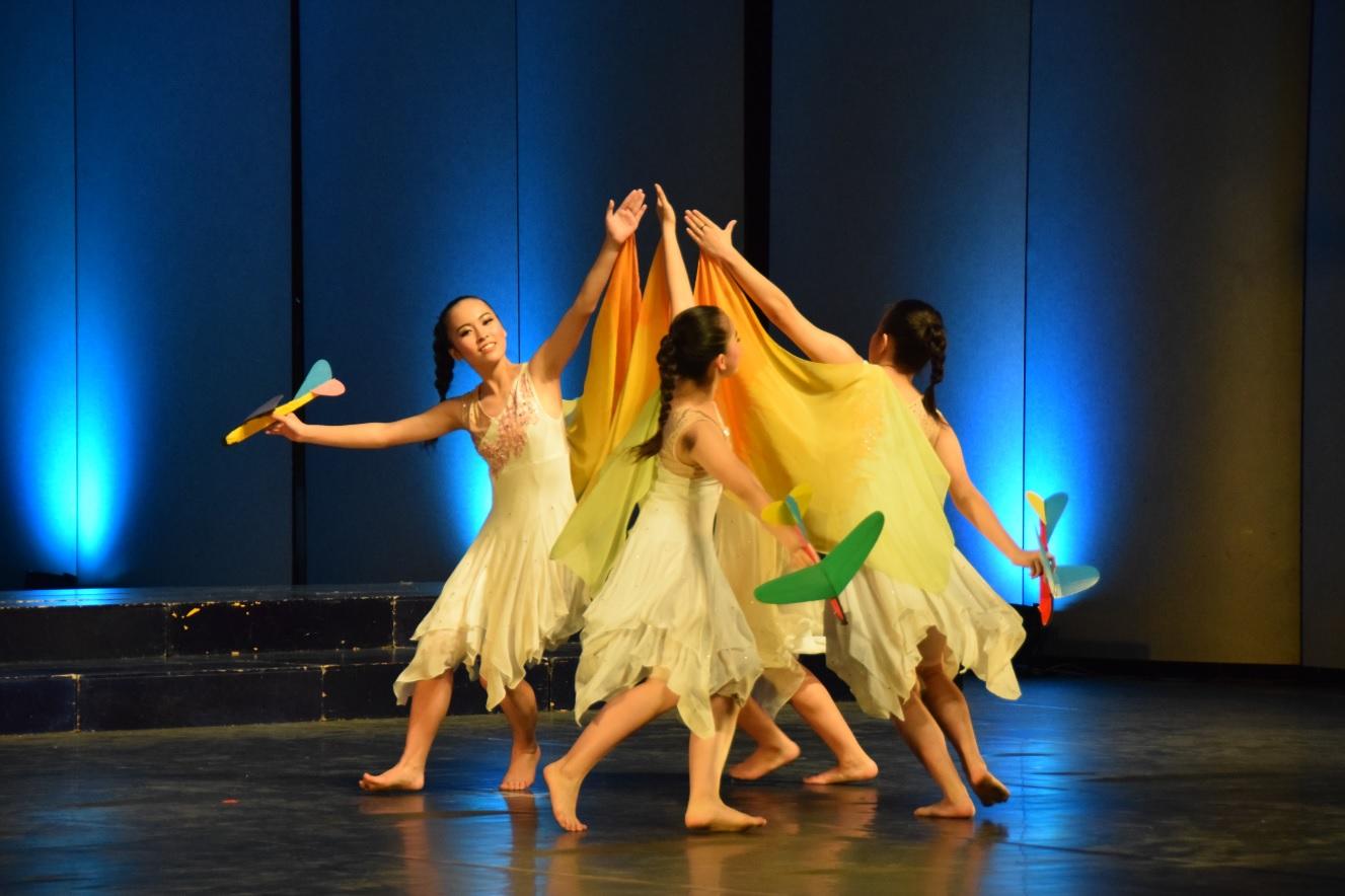 明道中學國中部《春之饗宴音樂會》、共1張圖片