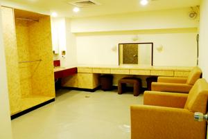 個人化粧室