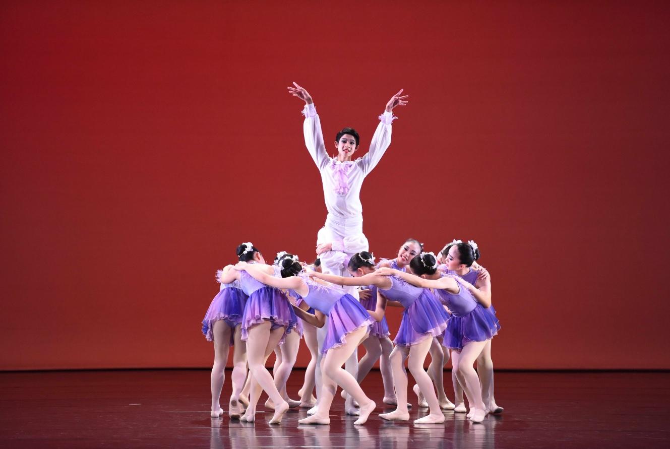臺中市光明國中舞蹈班109年度舞展、共1張圖片